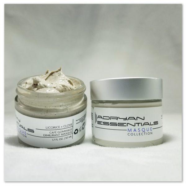 Adryan Essentials - Café gommage masque
